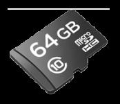 Карта флэш памяти 64GB