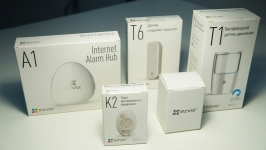 Cкидка на Набор умного дома Ezviz А1 Alarm Kit - 50%