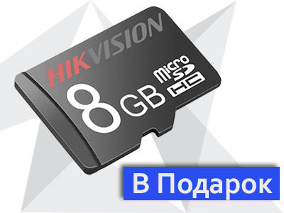 freee 8GB Hikvision SD